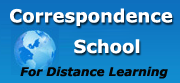 Distant Learning by Correspondence Courses
